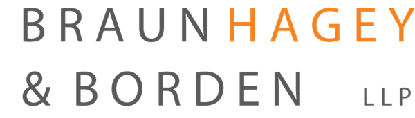 BraunHagey & Borden LLP - sponsoring Project NOSH Brooklyn 2016