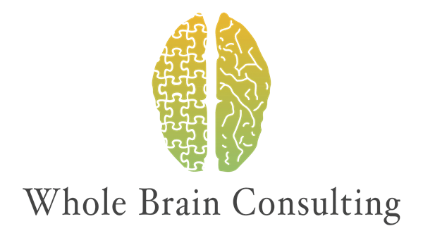 Whole Brain Consulting, Inc - sponsoring NOSH Live Summer 2019