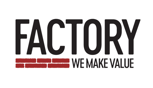 Factory LLC - sponsoring NOSH Live Summer 2019