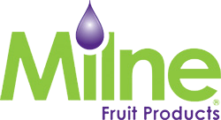 Milne Fruit Products - sponsoring Brewbound Live Winter 2018