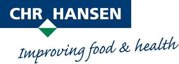 CHR Hansen - sponsoring BevNET Live Summer 2016