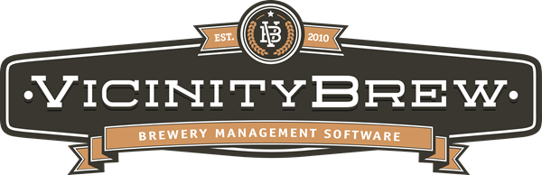 VicinityBrew Software - sponsoring Brewbound Live Winter 2018