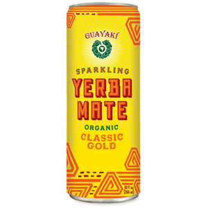 Guayaki Sparkling Yerba Mate