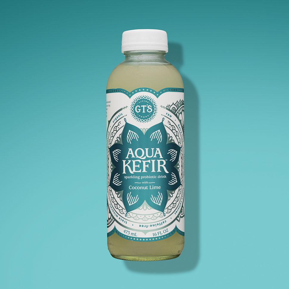 GT's Aqua Kefir