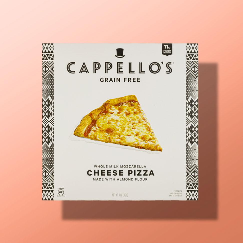 Cappello's Almond Flour Pizzas