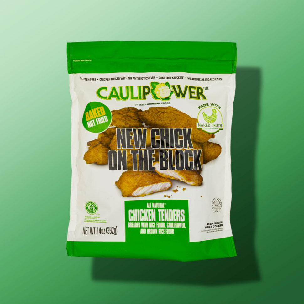 Caulipower, New Chick on the Block