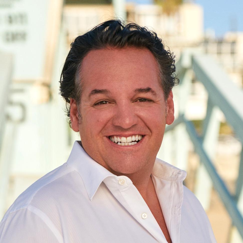 Danny Stepper, CEO/Co-Founder, L.A. Libations