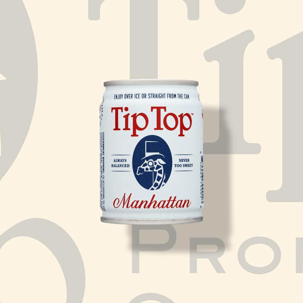 Tip Top Proper Cocktails