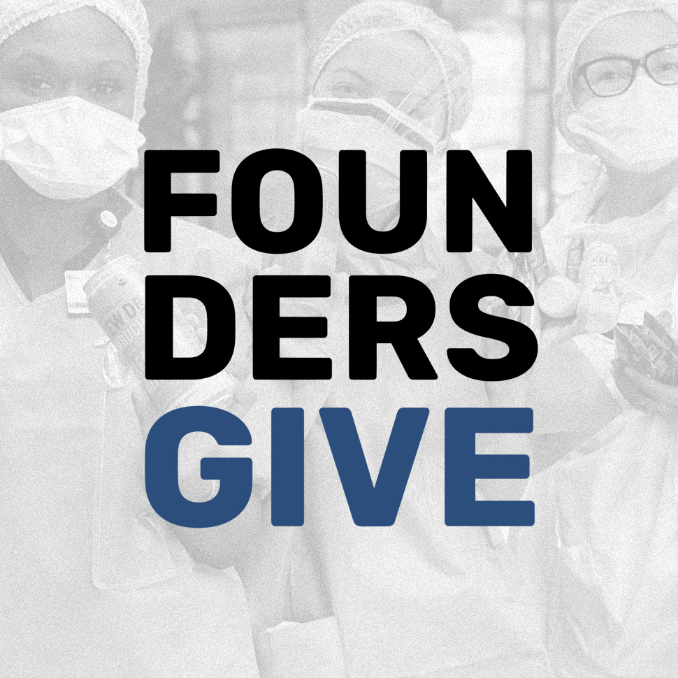 Founders Give