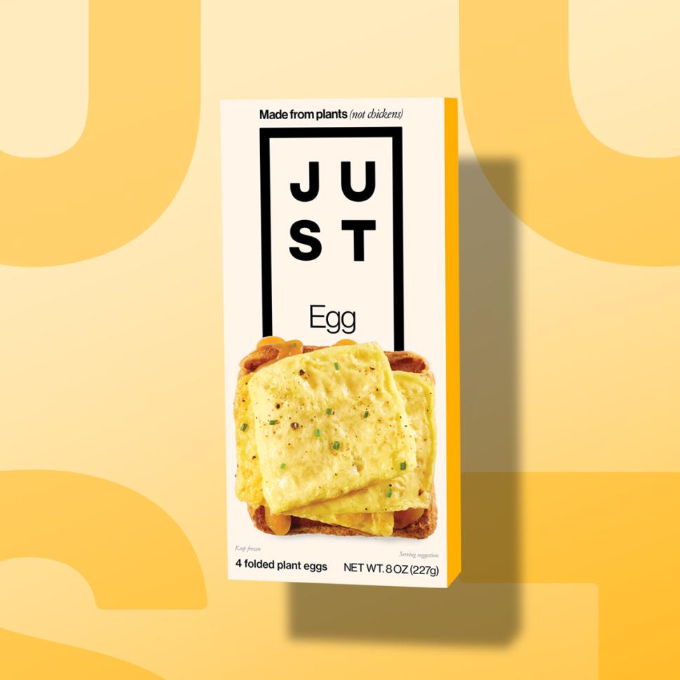 JUST Egg Folded