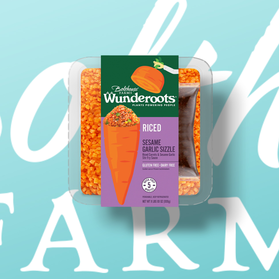 Bolthouse Farms Wunderoots