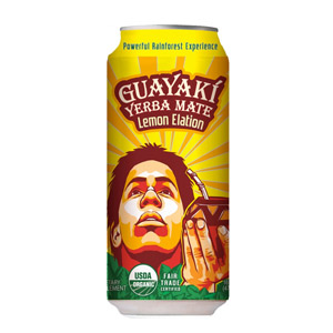 Guayaki Lemon Elation