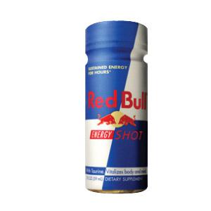 Red Bull Shot