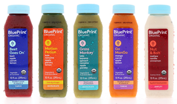 Blueprint organic bevnet product reviews bevnet inside the bottle the line extensions move away from the juice cleanse category that built the blueprint brand and focuses on flavors that are mainstream malvernweather Image collections