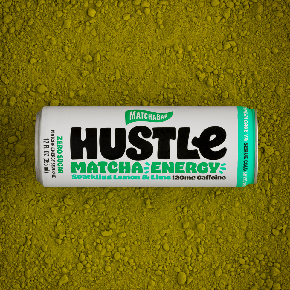 Hustle Energy by MatchaBar