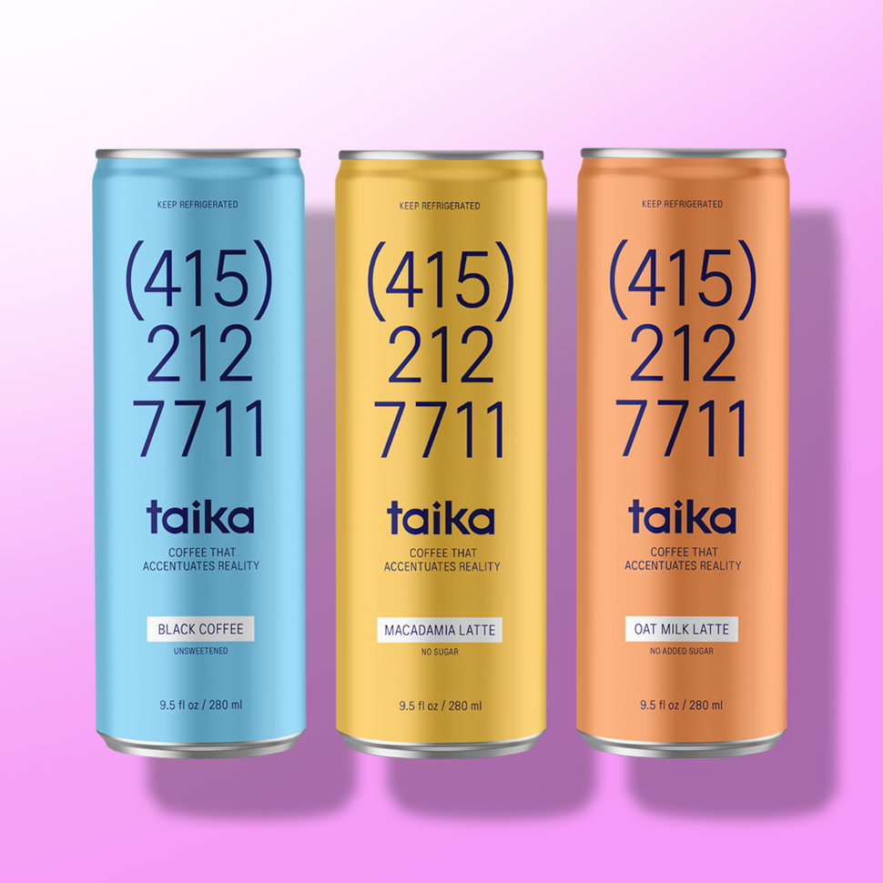 Taika | BevNET.com Product Reviews | BevNET.com