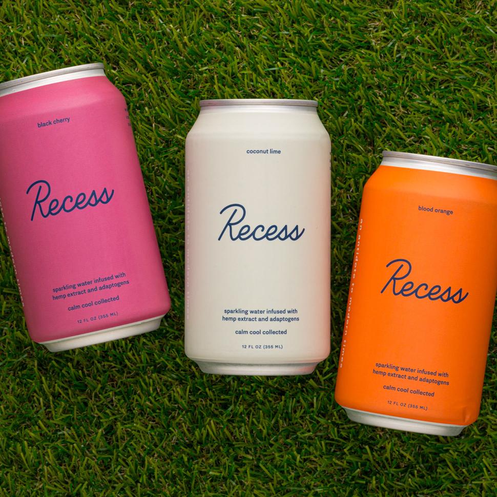 Recess Adds New Flavors