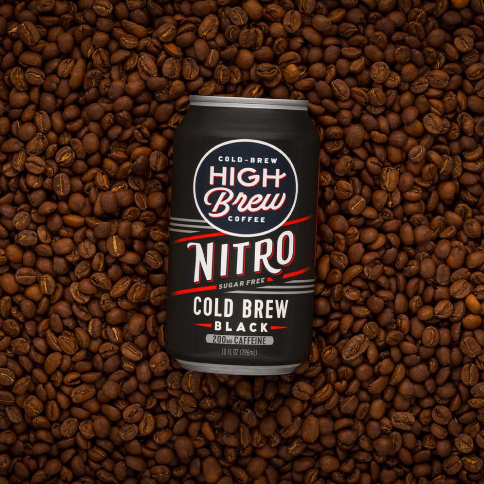 High Brew Nitro Cold Brew