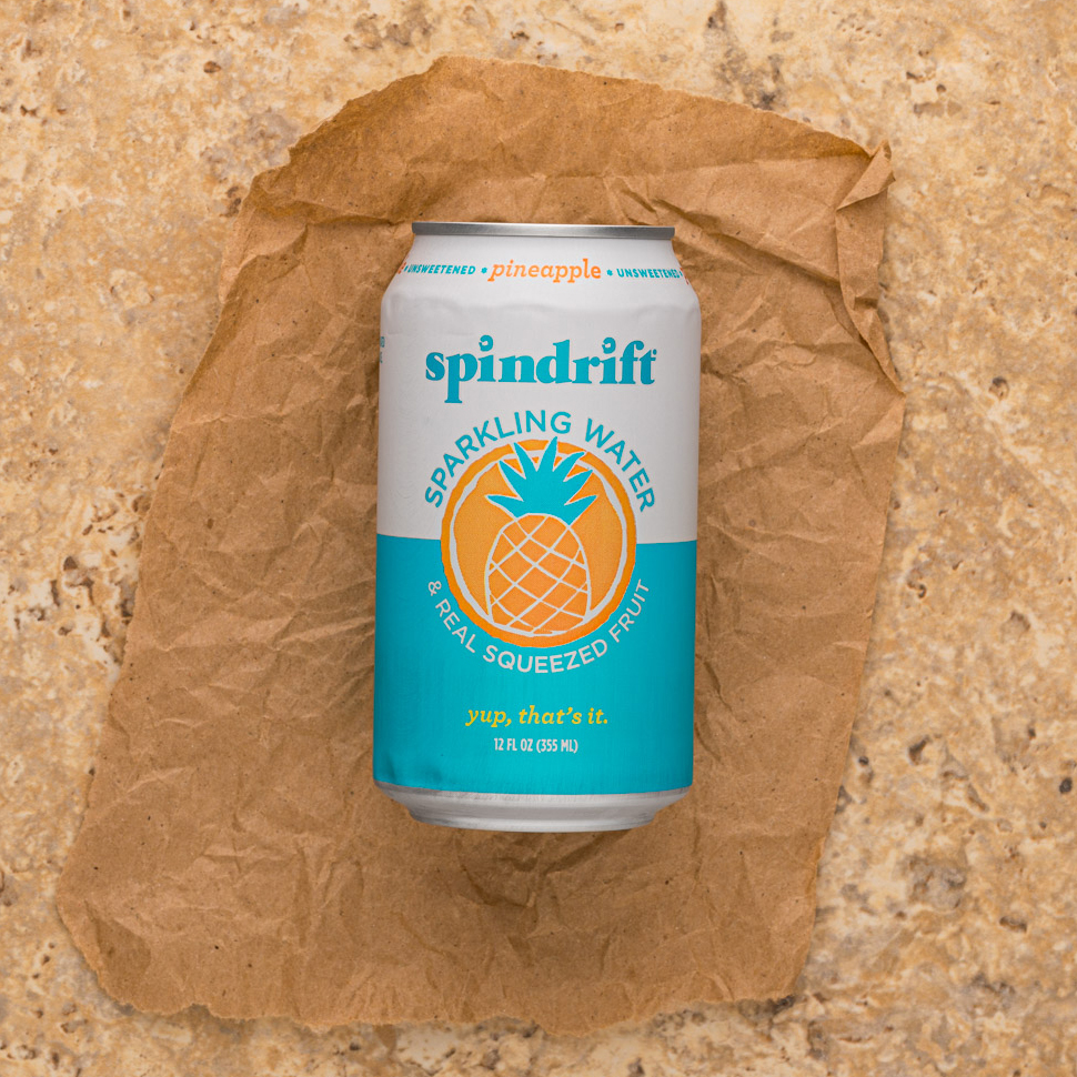 Spindrift Pineapple