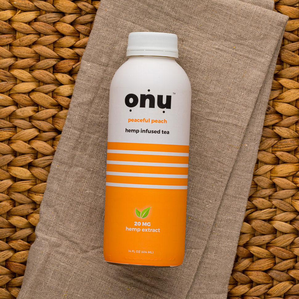 Onu Hemp Infused Tea