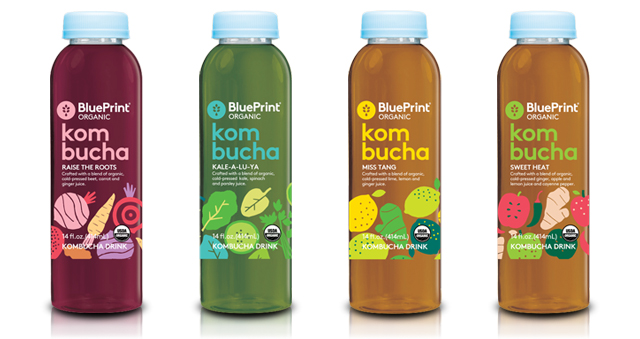 Blueprint organic kombucha bevnet product reviews bevnet 558569039printkombuchaviewg malvernweather Gallery