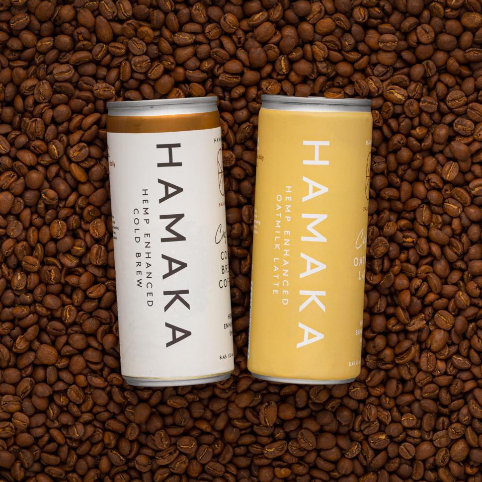 Hamaka Plant-based CBD Beverages