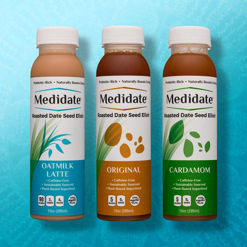 Medidate Roasted Date Seed Elixir