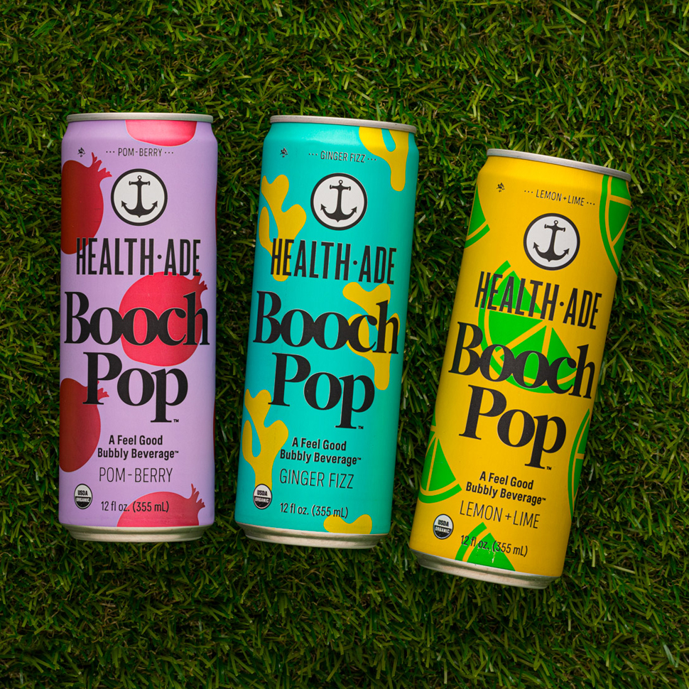 Review: Health-Ade Booch Pop