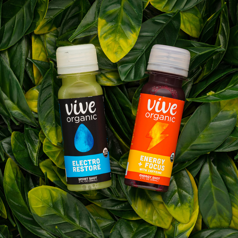 Vive Organic Adds Two New Flavors