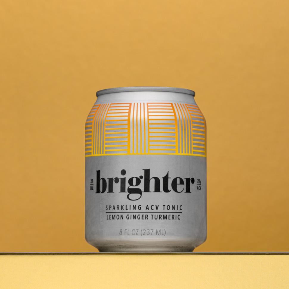 Brighter Sparkling ACV Tonic