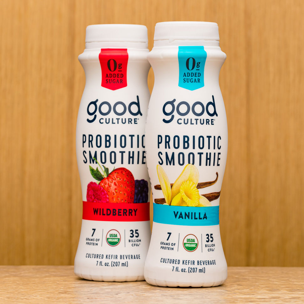 Good Culture Probiotic Smoothies
