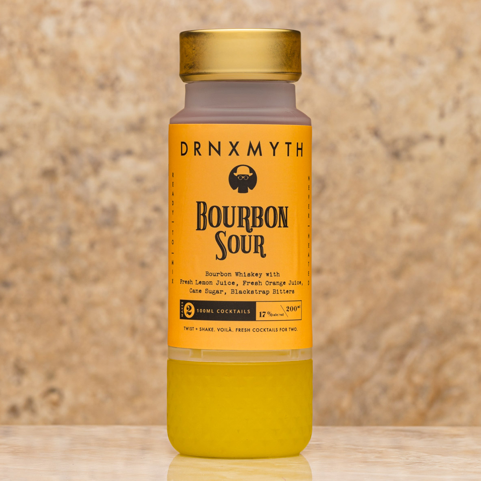 DRNXMYTH Ready-to-Pour Fresh Cocktails