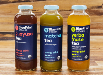 Blueprint tea infused energy drinks bevnet product reviews taste testing each of the three flavors we were left with mostly positive impressions the products use a high quality list of ingredients including maple malvernweather Image collections