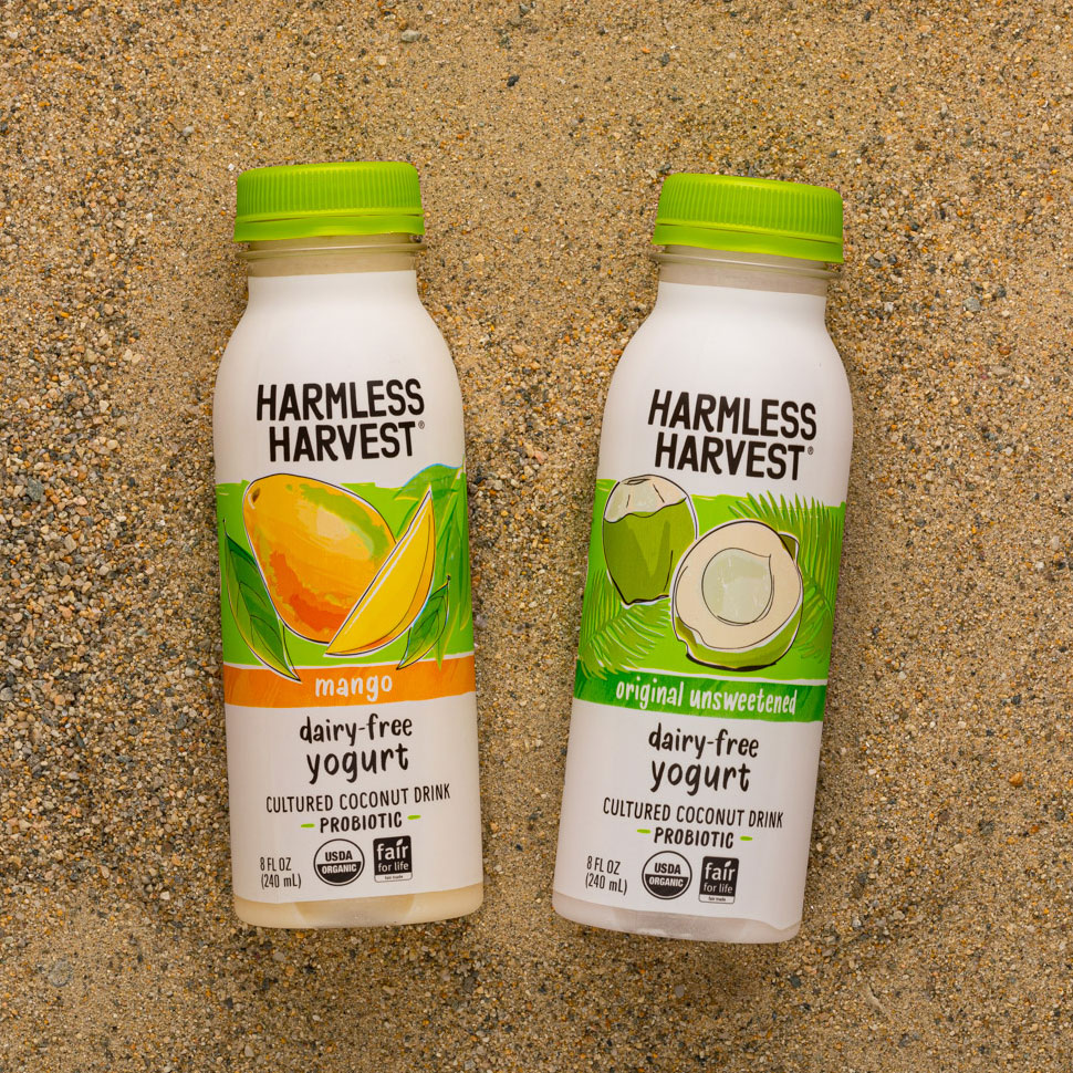 Harmless Harvest Dairy-Free Yogurt Drinks