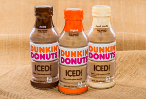 Given That Dunkin Donuts Is A Mainstream Coffee Retailer As Opposed To One Tries Be Trendy Or Second Third Wave Player The Three Flavors