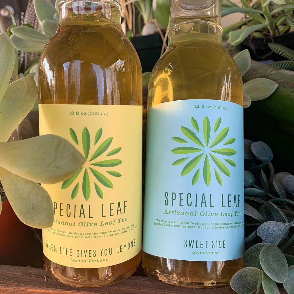 Special Leaf Olive Leaf Tea