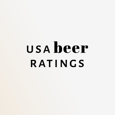 2018 USA Beer Ratings