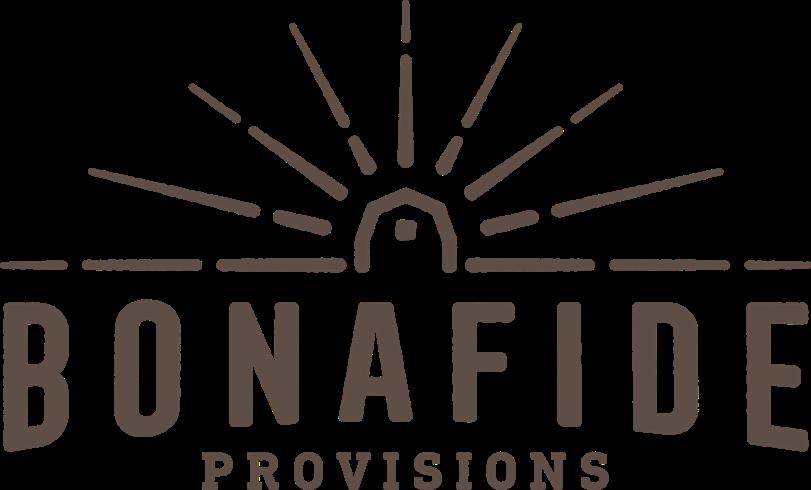VP Sales  - Bonafide Provisions
