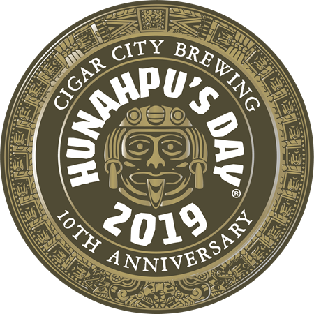 Cigar City Brewing Hunahpu's Day 2019