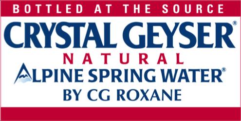 Sales Director North Eastern Region - CG Roxane LLC (Crystal Geyser Alpine Spring Water)