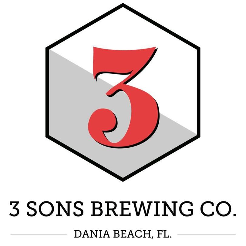 Lead Brewer - Dania Beach Florida - 3 Sons Brewing Company