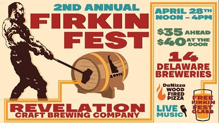 2nd Annual Firkin Fest