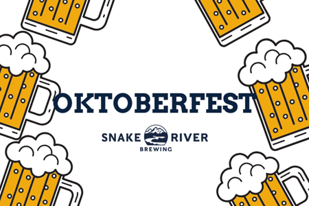 Annual Oktoberfest at Snake River Brewing