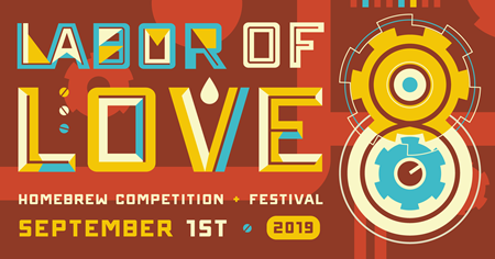 Labor of Love Homebrew Festival