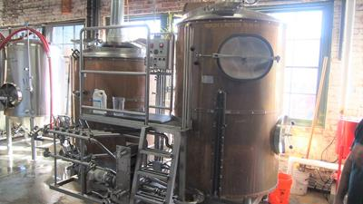 Complete Brewery & Restaurant Equipment Online Auction 3/16/2021
