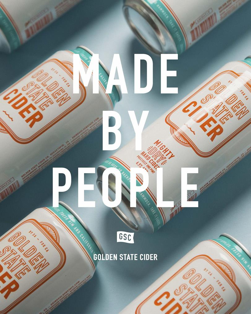 East Bay Craft Cider Sales Representative - Golden State Cider