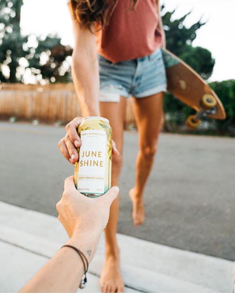 Brewers Wanted - JuneShine Organic Hard Kombucha
