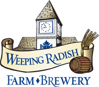 Head Brewer at North Carolina's first Micro Brewery now brewing with malts grown on site - Weeping Radish Farm Brewery