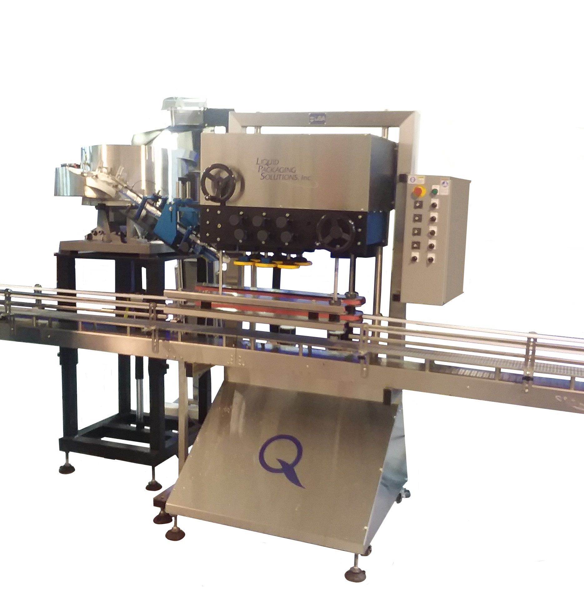 Automatic Capping Machinery