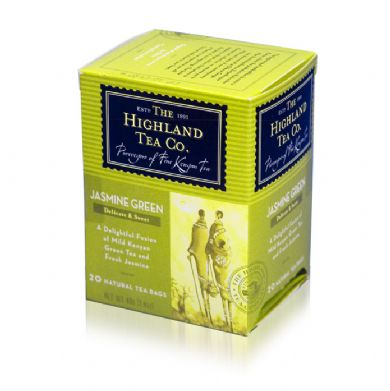 The Highland Tea Company